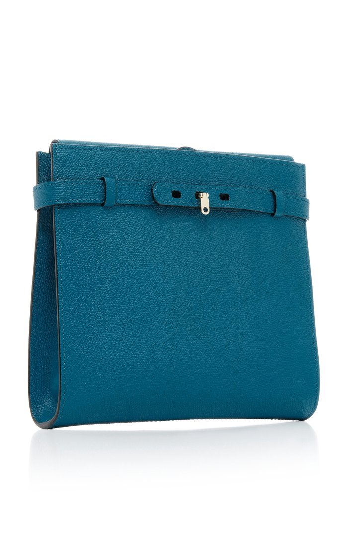 Brera Tracollina Leather Shoulder Bag