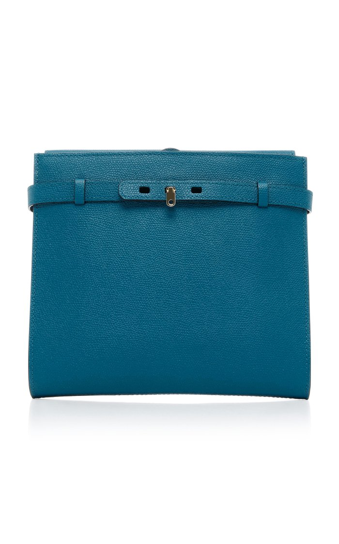 Brera Tracollina Leather Shoulder Bag