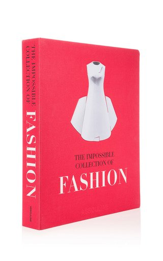 The Impossible Collection of Fashion Hardcover Book
