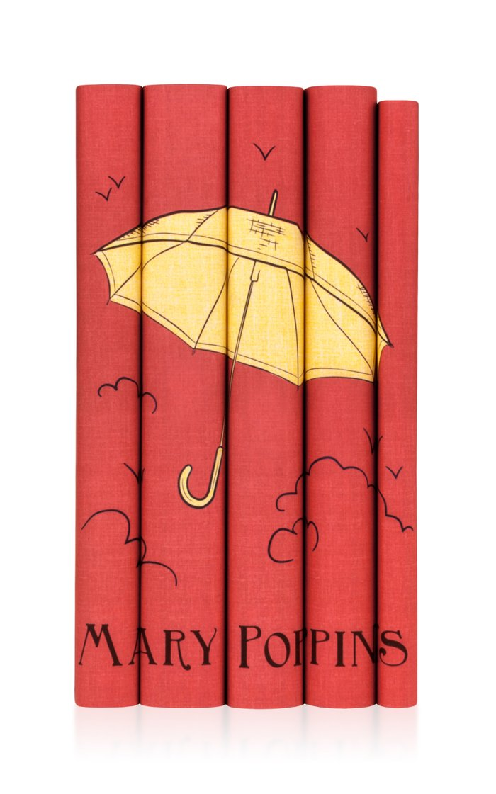 Mary Poppin's Book Set