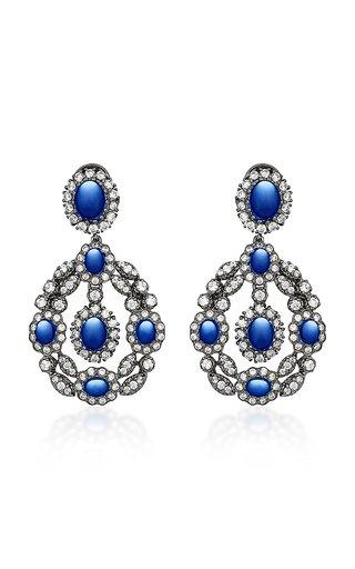 Exclusive Treasure Sapphire Earrings