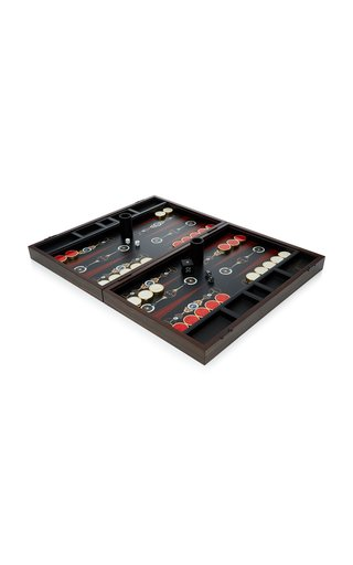 Exclusive Vintage Car Backgammon Set