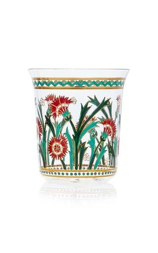 Persian No. 2 Handpainted Floral Motif Tumbler