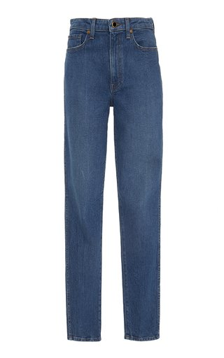 Vanessa High-Rise Skinny Jeans