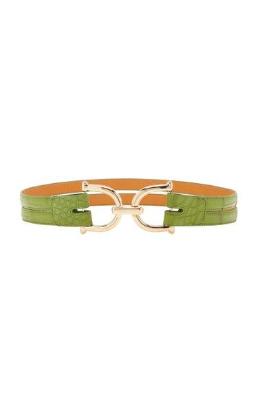 Crocodile Waist Belt