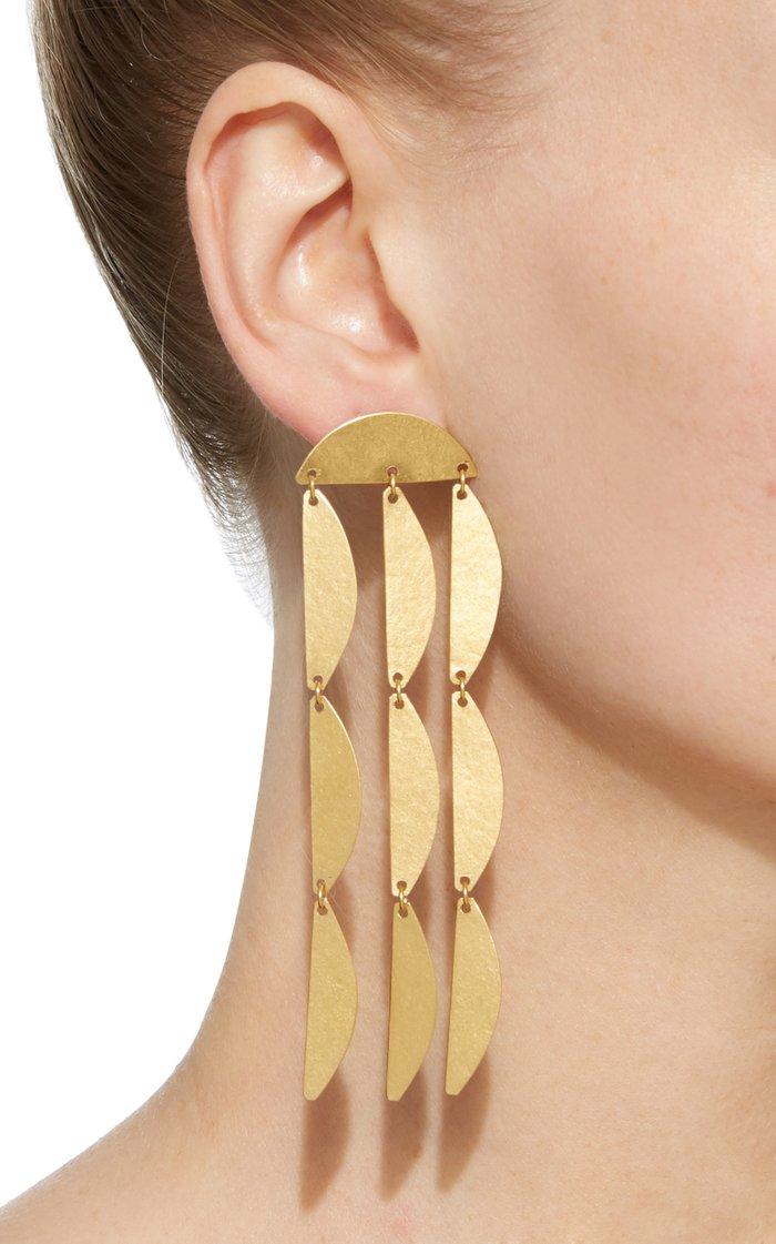 Mini Rain Earrings