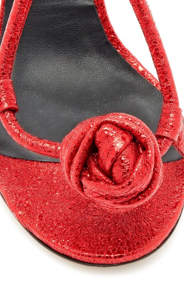 Ablee Metallic Sandal