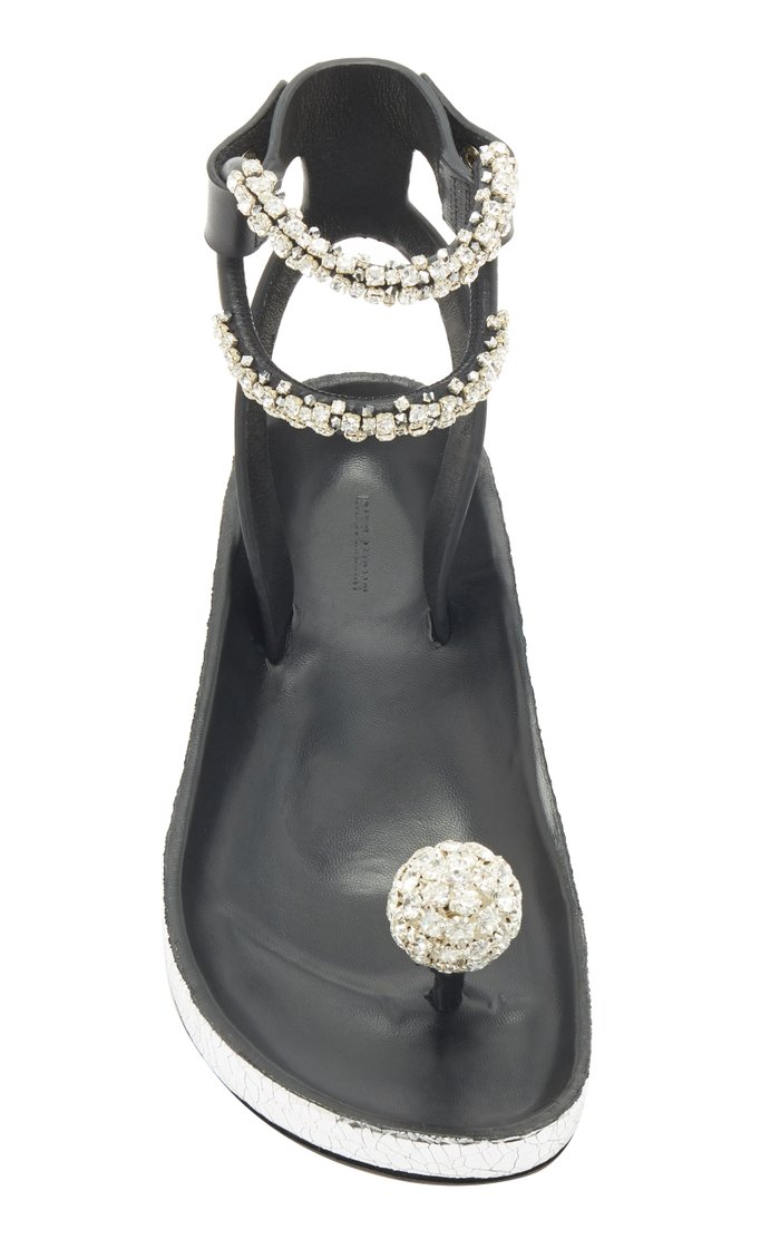 Ecly Jeweled Sandal
