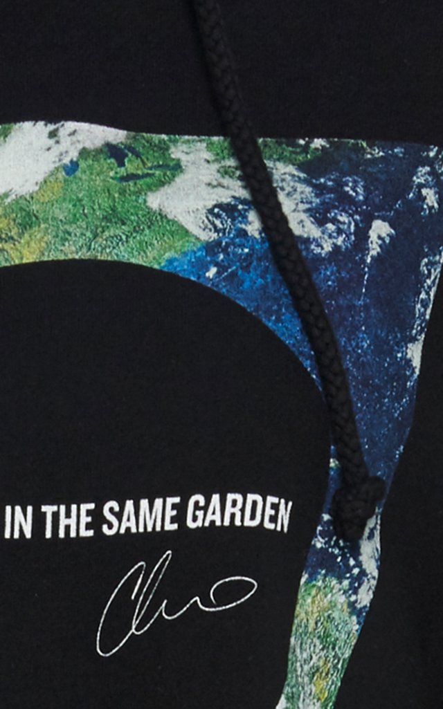 """We All Grow In The Same Garden"" Hoodie"