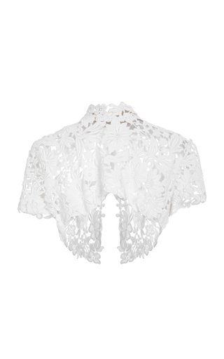 Gertrude Lace Top