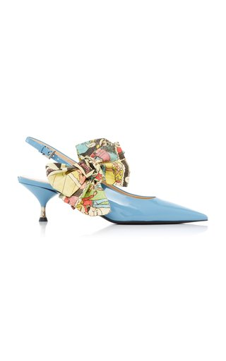 Exclusive: Bow Slingback