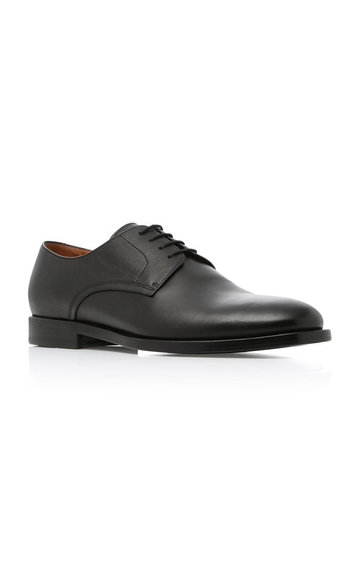 Derby Leather Brogues