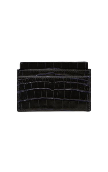 Mara Embossed Card Case