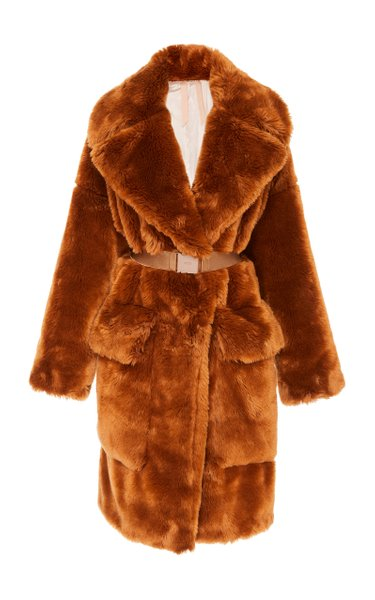 Cora Faux Fur Coat