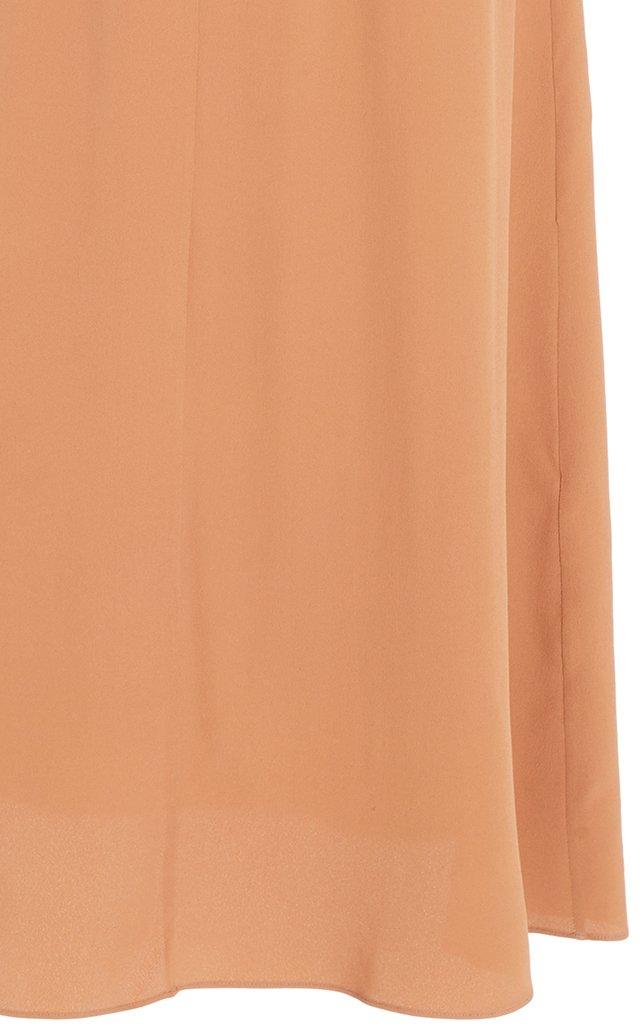 Alisha Crepe De Chine Dress