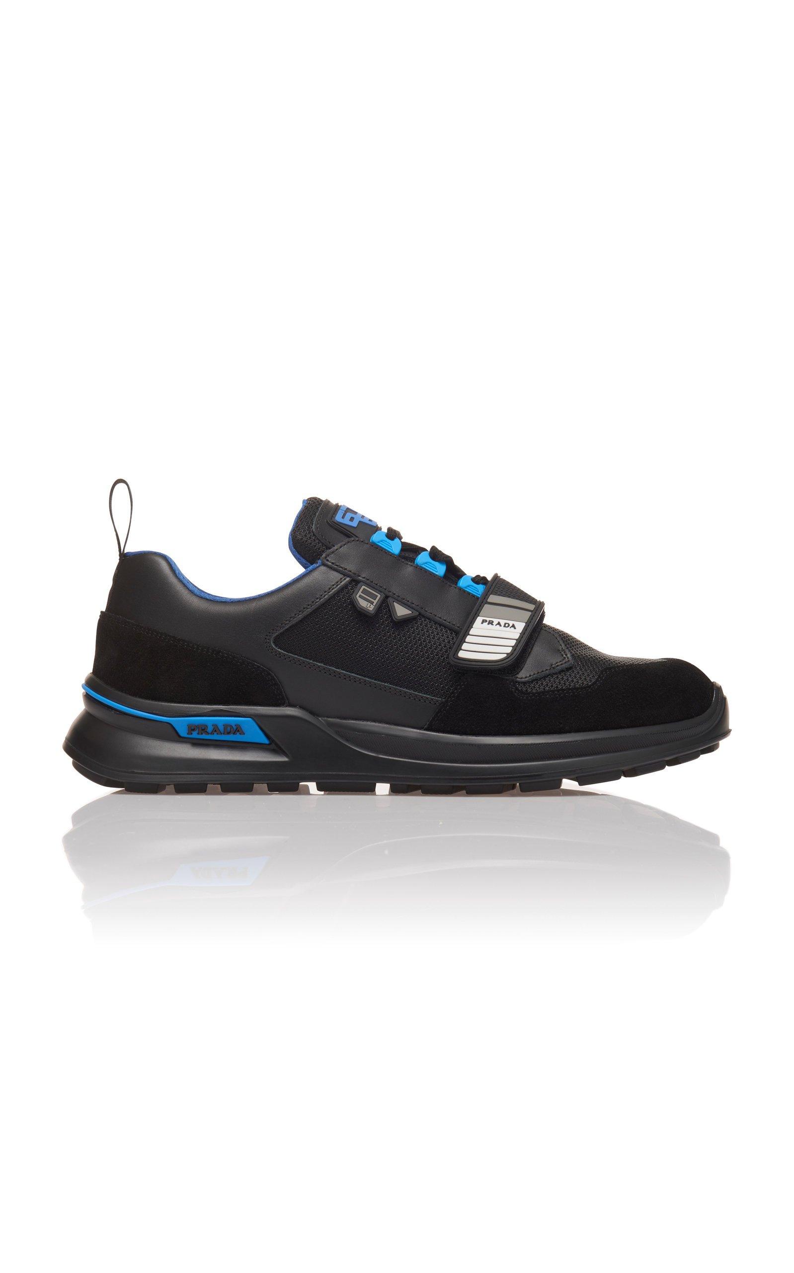 Velcro Work Sneakers By Prada | Moda