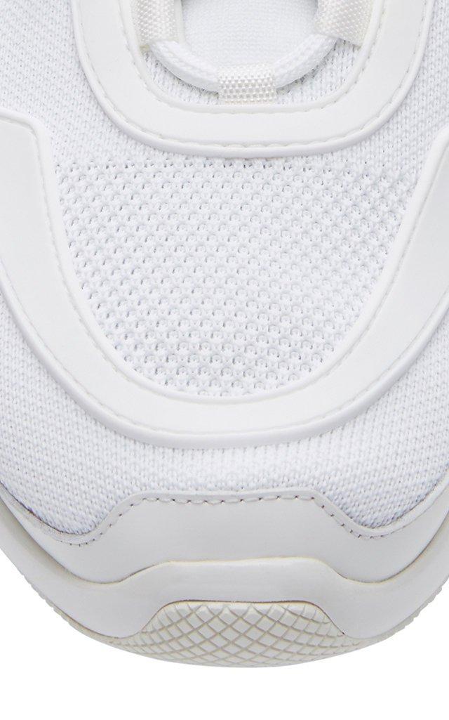 Laceup Knit Sneaker