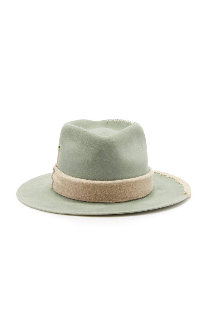 Verbon a de la Falaise Beaver Felt Hat