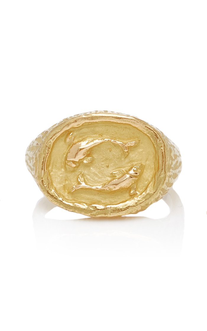 Zodiac Pisces Ring