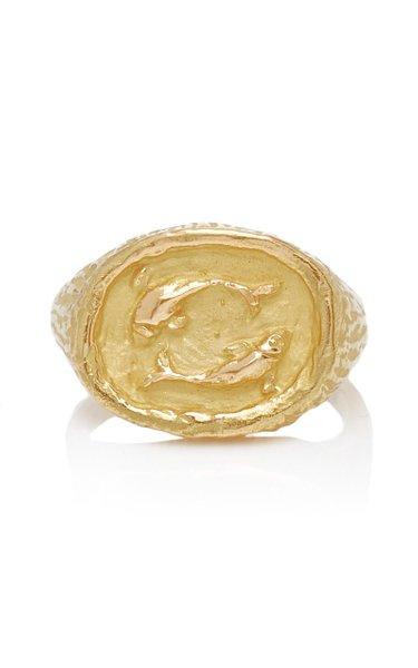 Zodiac Pisces Ring