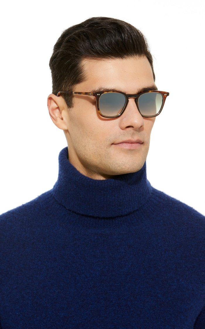 Getty S Square-Frame Sunglasses