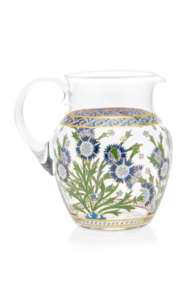 Exclusive Persian Glass Pitcher No.4