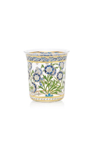 Blue Persian Glass Tumbler