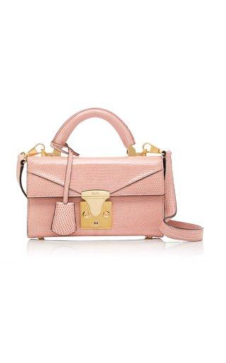Mini Fold-Over Lizard Bag