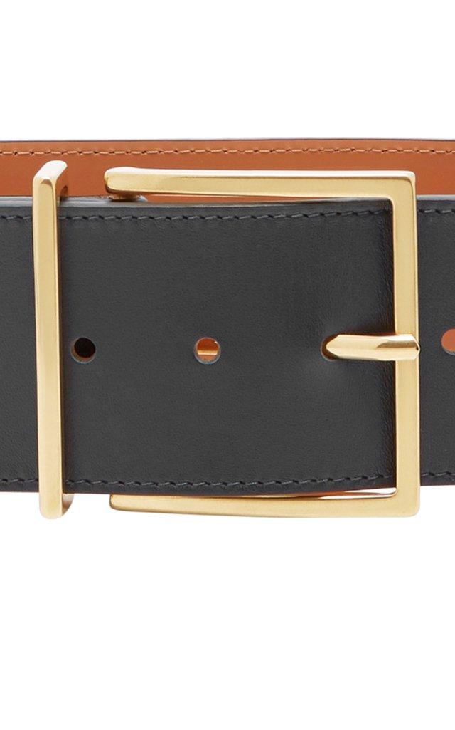 Exclusive Leather Waist Belt