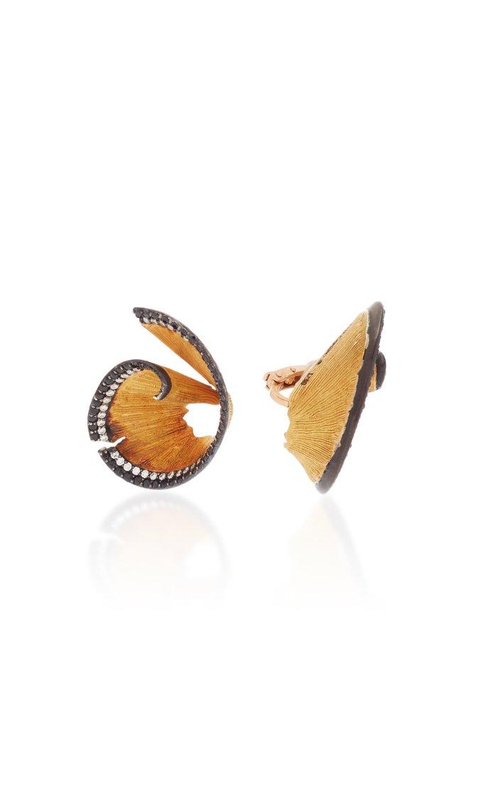 Pencil Chip Earrings