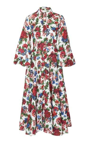 M'O Exclusive Jaz Shirt Dress