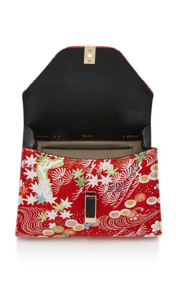 Iside Kimono Leather Bag