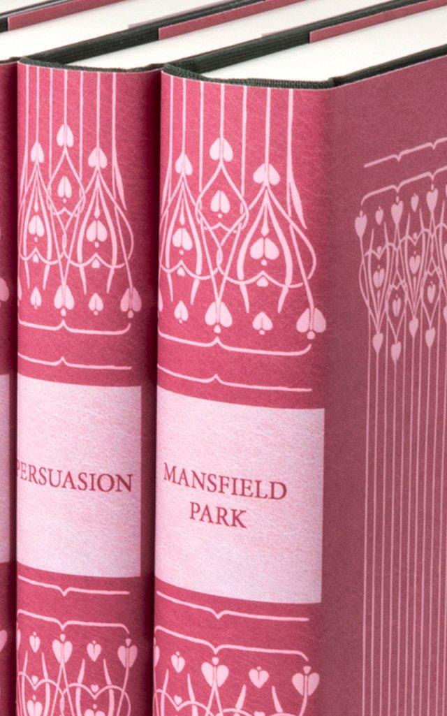Jane Austen Hardcover Book Set