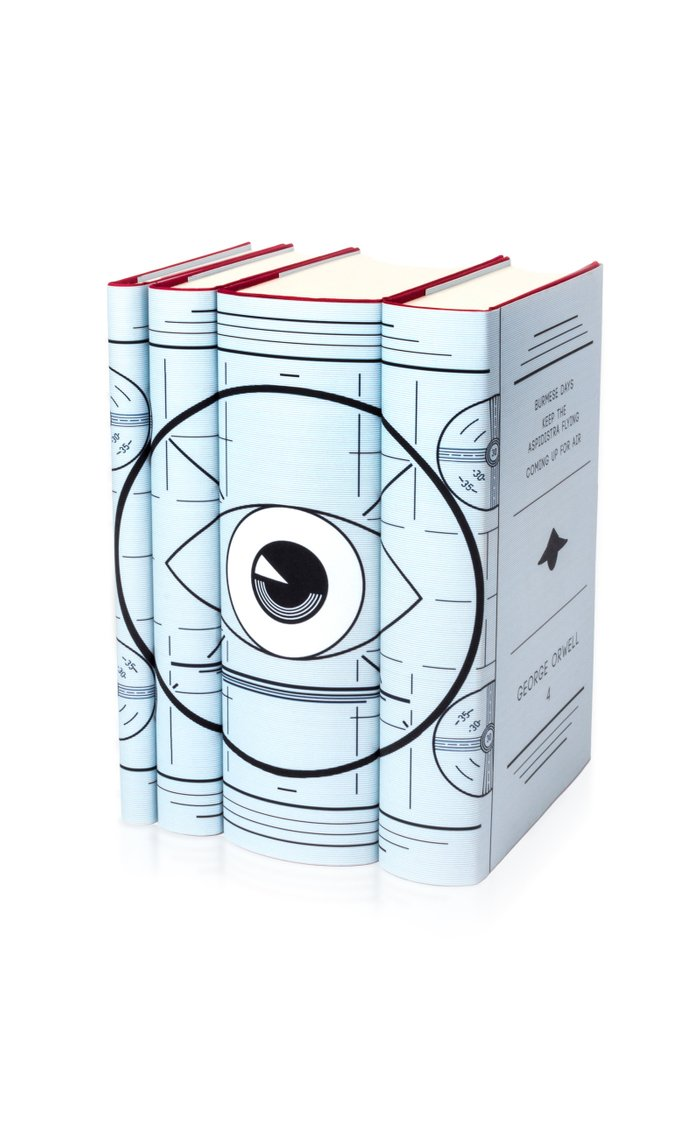 George Orwell Hardcover Book Set