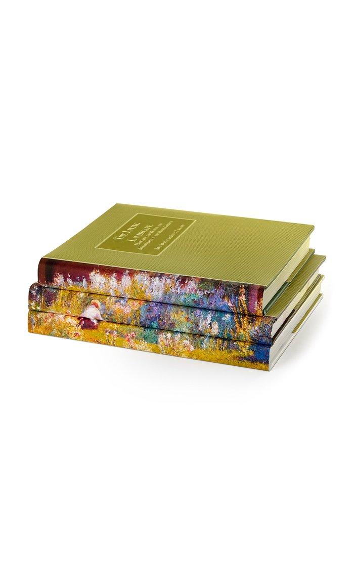 The Art of Gardening Hardcover Book Set