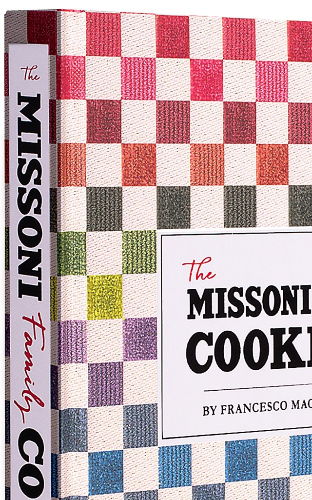 The Missoni Family Hardcover Cookbook