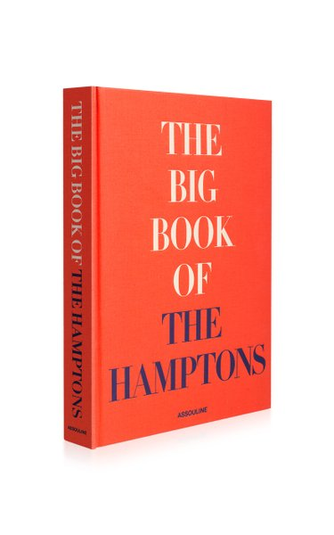 The Big Book of the Hamptons Hardcover Book