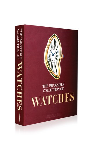 The Impossible Collection of Watches Hand-Bound Book