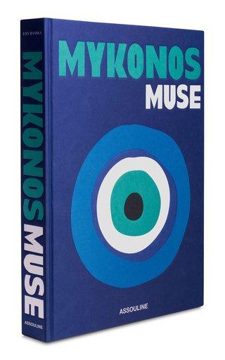 Mykonos Muse Hardcover Book