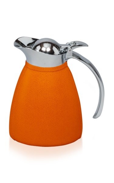 Monceau Leather Carafe
