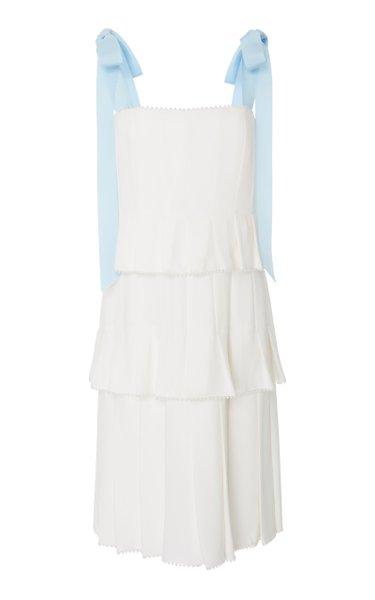 Hildie Pleated Dress
