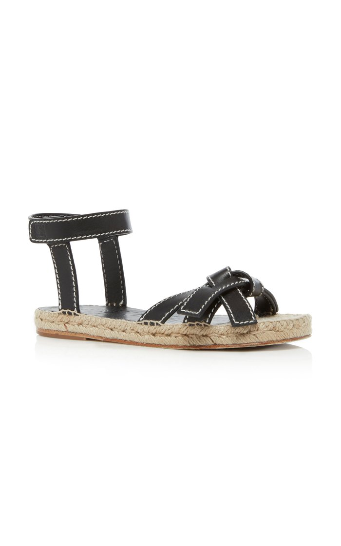 Gate Leather Sandals
