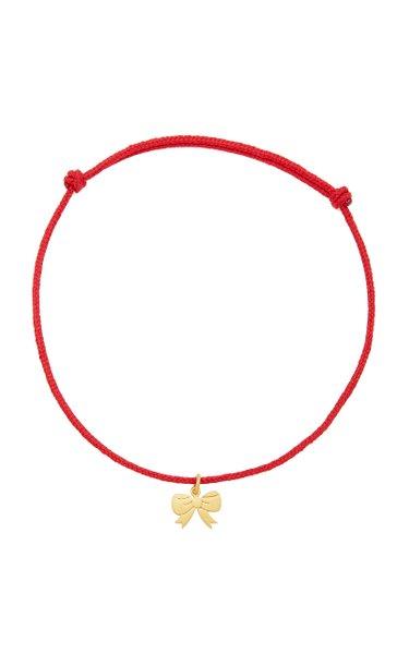 22K Gold Charm Bracelet