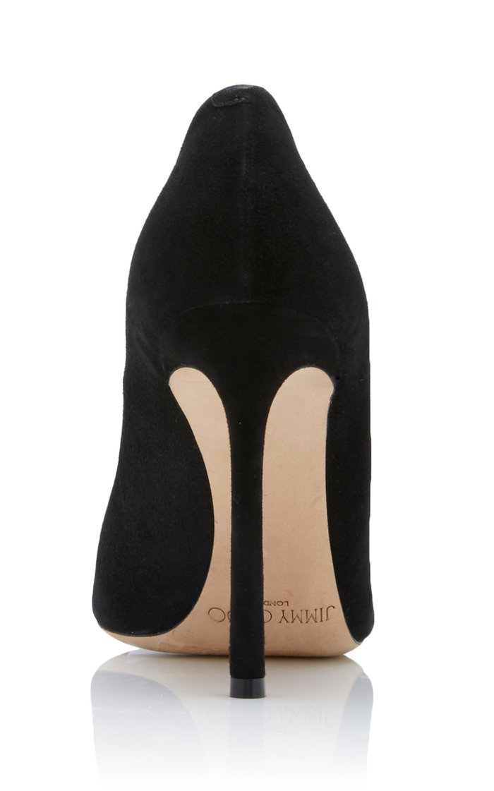 Romy Suede Pumps