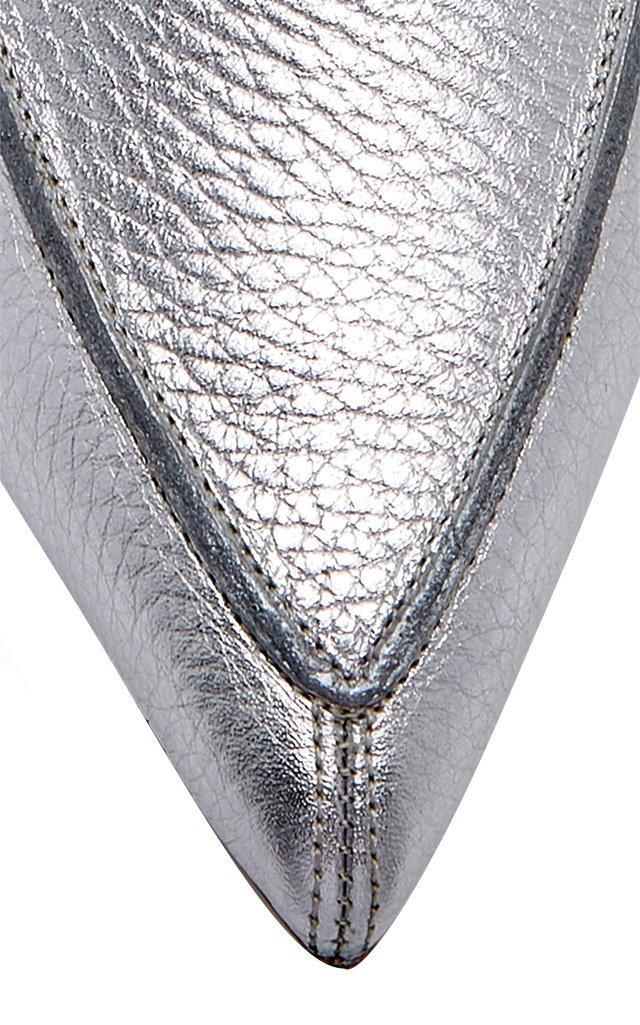 Beya Slingback Leather Flats