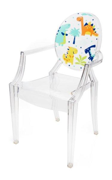 Kids Lou Lou Ghost Crystal Dinosaur Chair