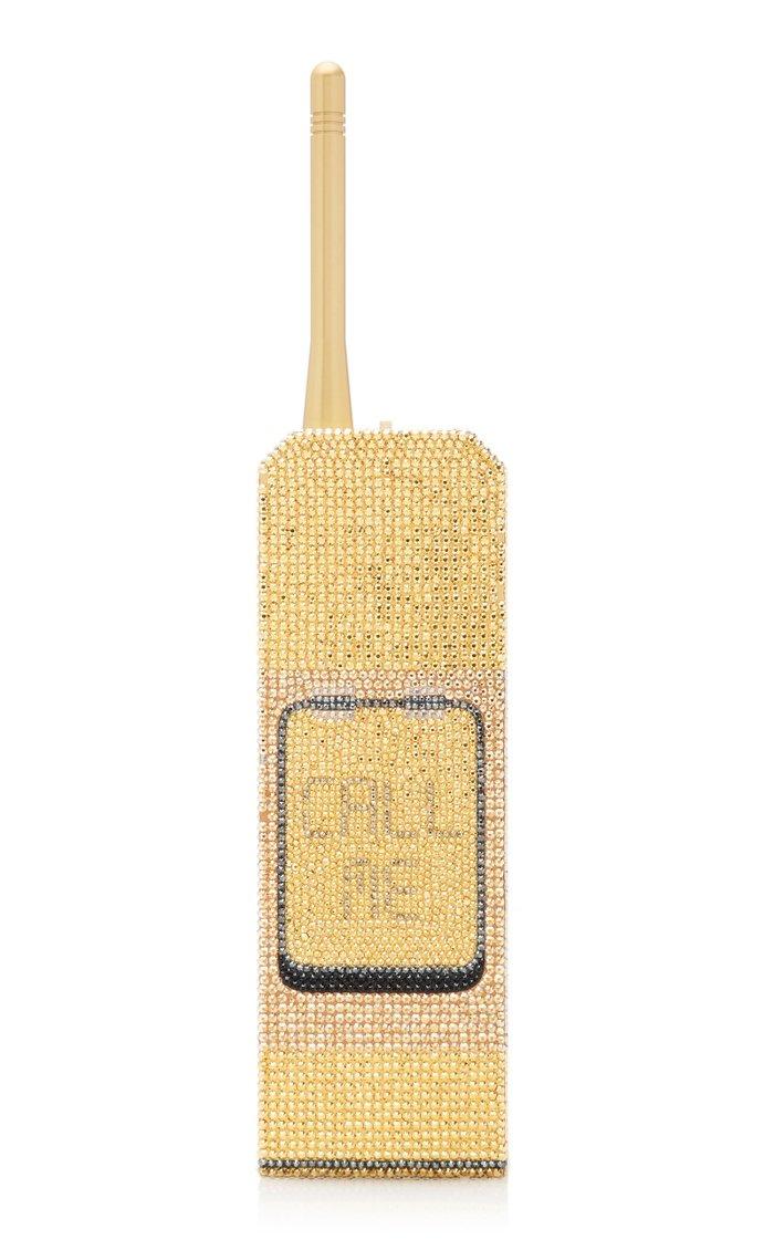 Call Me Brick Phone Clutch