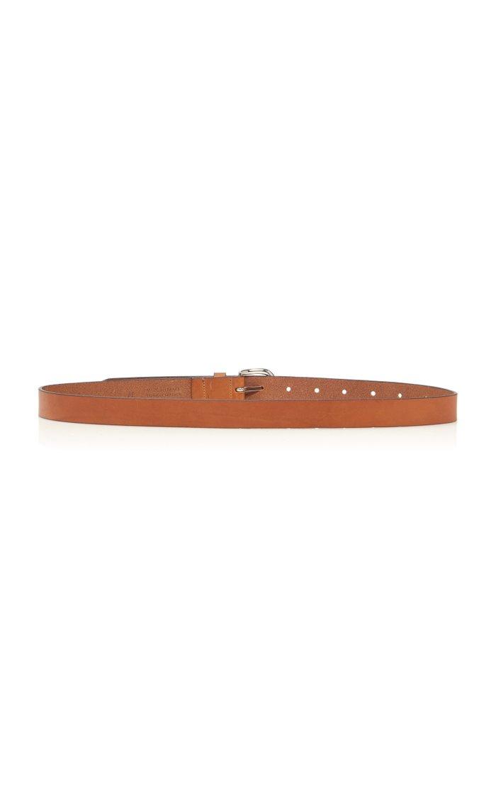 Zap Leather Belt
