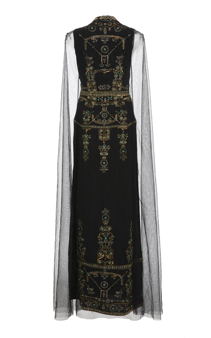 Pompeii Column Dress