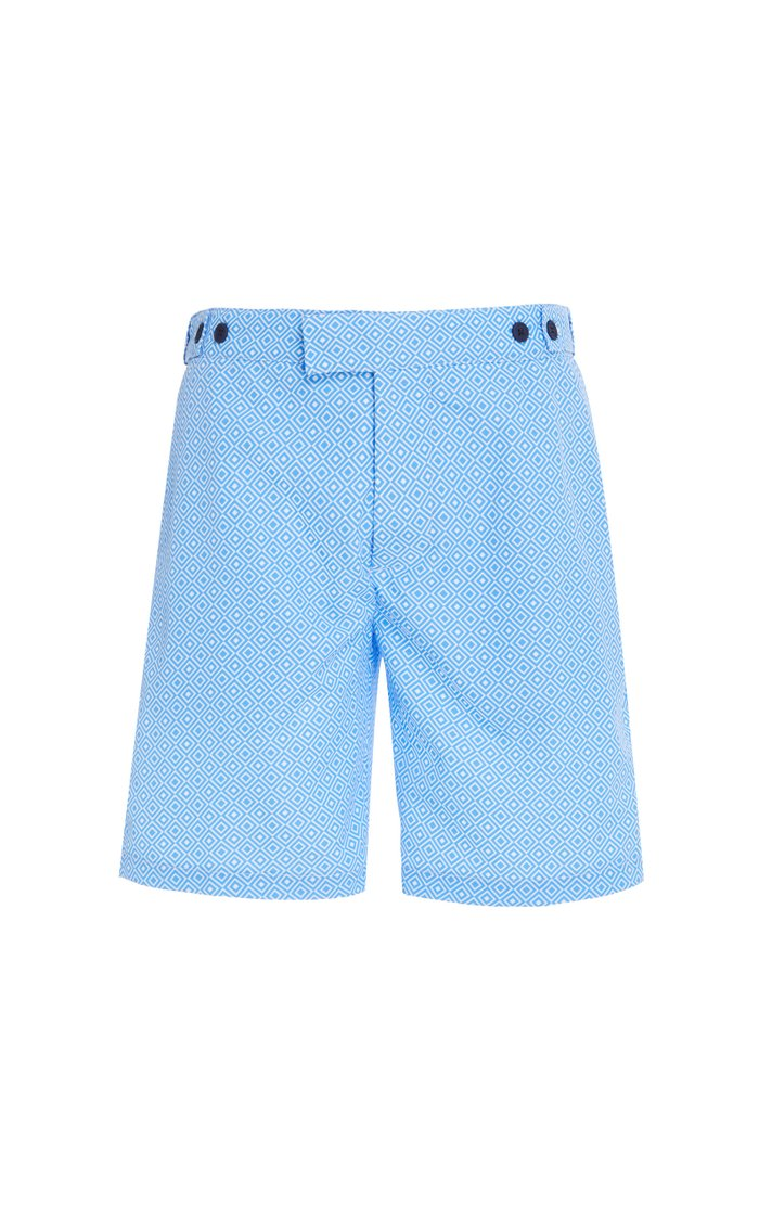 Continuity Long Tailored Swim Shorts